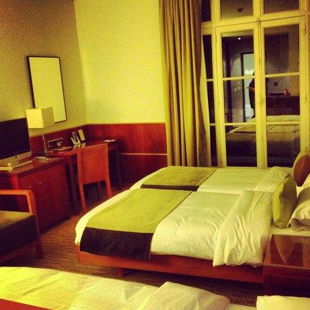 K+K Hotel Cayre: 505号室をトリプルで利用