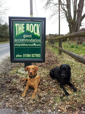 The Rock B&B: Thanks Chris and Lindy for our fab Easter Weekend