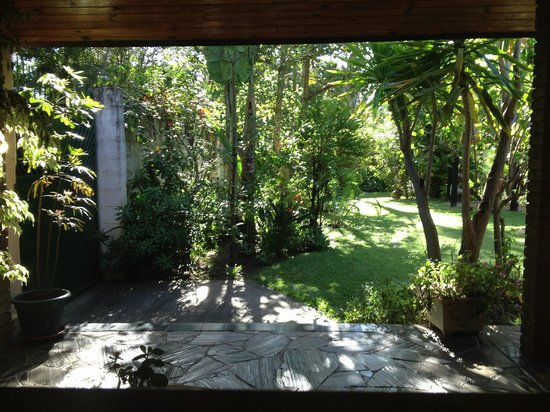 Wayside Guest House: Not bad to wake up too in the mroning