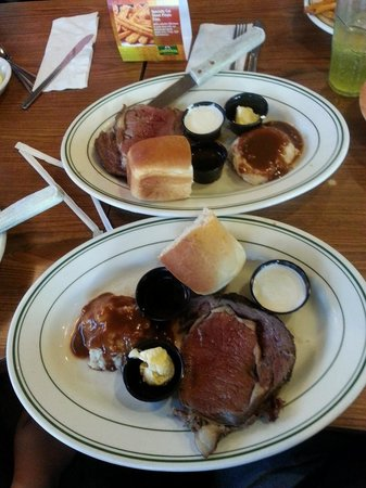 Lumberjack's Restaurant: love the LumberjackaLumberjacka
