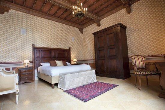 Castello delle Serre: Castle Suite