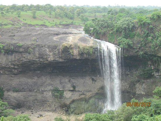 Indore, India: Water fall