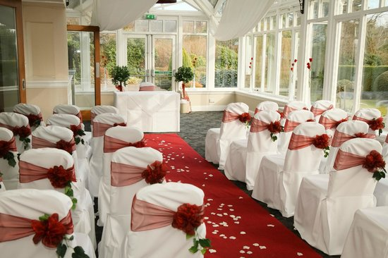 Rosslea Hall Country House Hotel: Rosslea Wedding