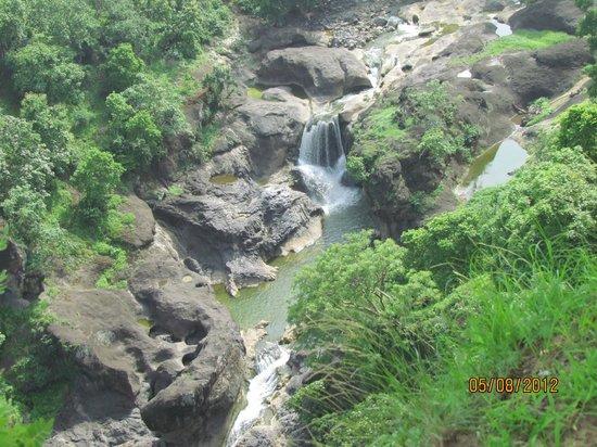Tincha Fall: Small water fall