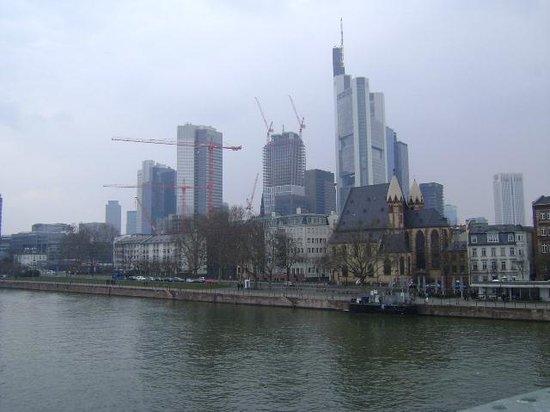 Commerzbank: Comerzbank, Frankfurt, Alemania.