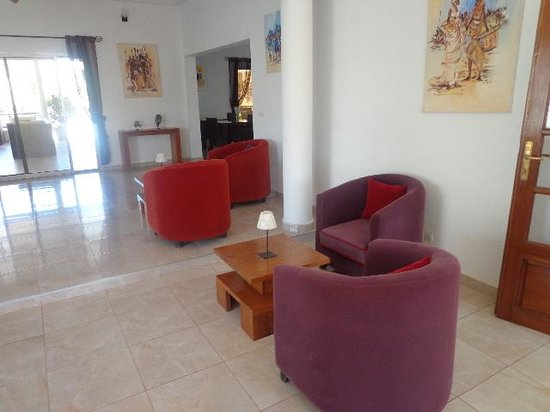 La Residence Dakar: Un salon