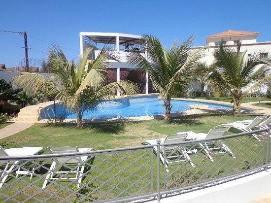 La Residence Dakar: La piscine