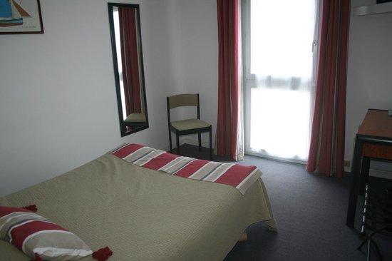 Atlantic Hôtel : chambre