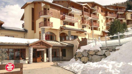Village Vacances La Lauziere : Entrée principale 2