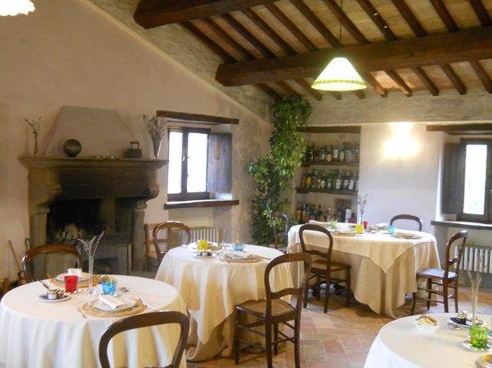 Borgo di Carpiano: sala ristorante