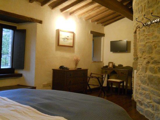 Borgo di Carpiano: camera