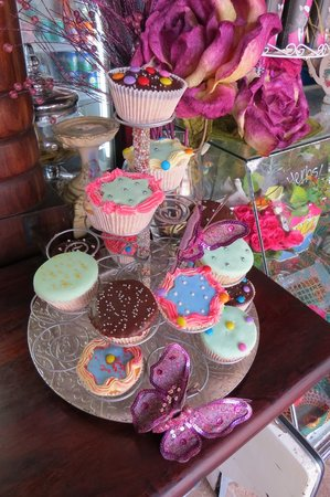 The Africa Cafe: Yummy cupcakes