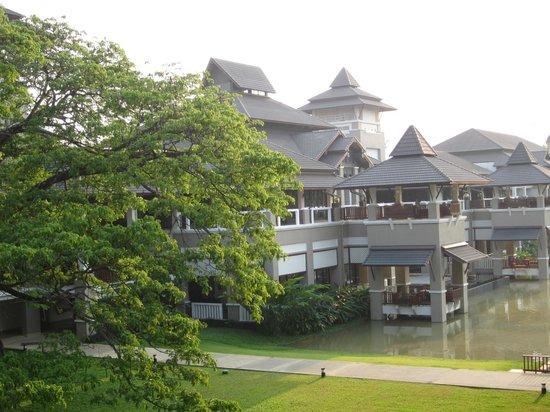 Le Meridien Chiang Rai Resort : Le Méridien Chang Raï