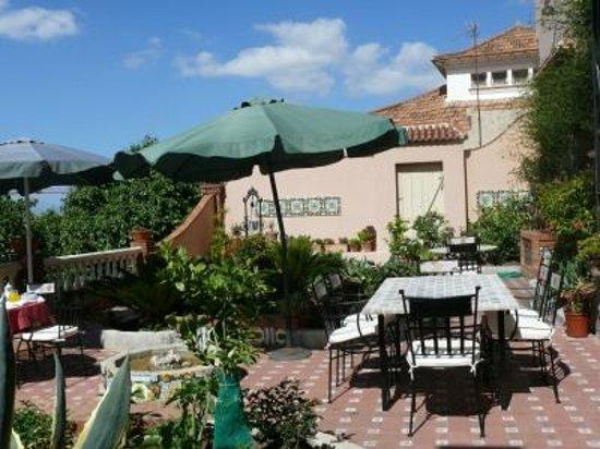 Hotel Monte Malaga Restaurant