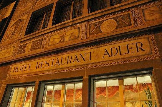 Hotel Restaurant Adler Stein Am Rhein