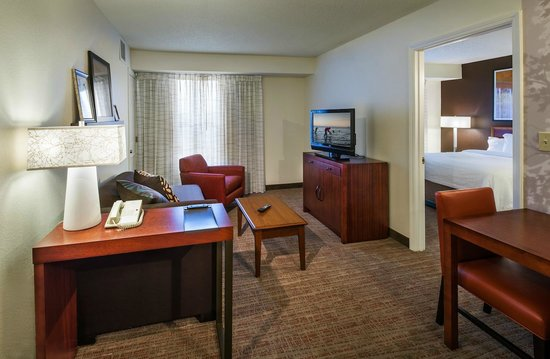 Residence Inn Columbus Easton: Two Bedroom Suite