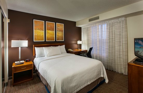 Residence Inn Columbus Easton: Two Bedroom Suite Bedroom