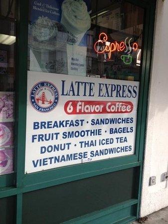 Latte express
