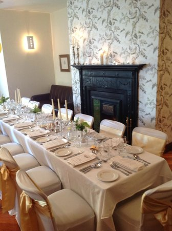 Stella Maris Hotel: Our private function room