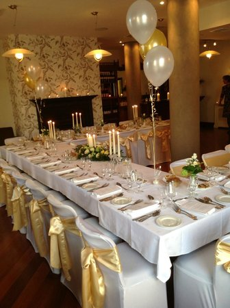 Stella Maris Hotel : Our private function room