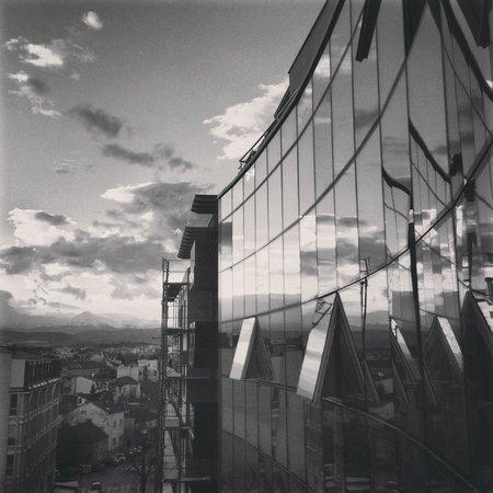 Hotel Duvet : Hotelfassade