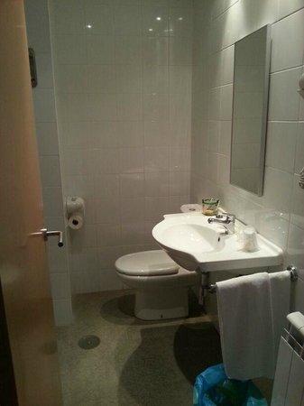 Hotel Varadoiro: Baño