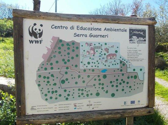 Centro di Educazione Ambientale Serra Guarneri: Serra Guarneri