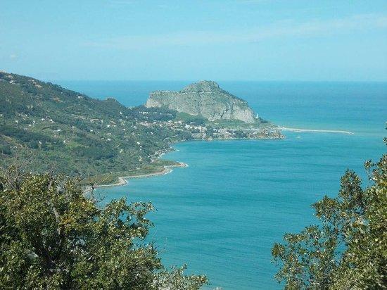 Centro di Educazione Ambientale Serra Guarneri: Astonishing view during the walk