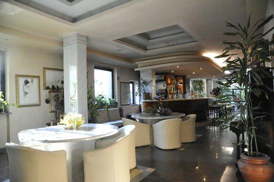 L'American Bar dell'Hotel Mariotti
