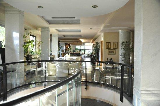 Hotel Mariotti: Dettaglio di una Sala
