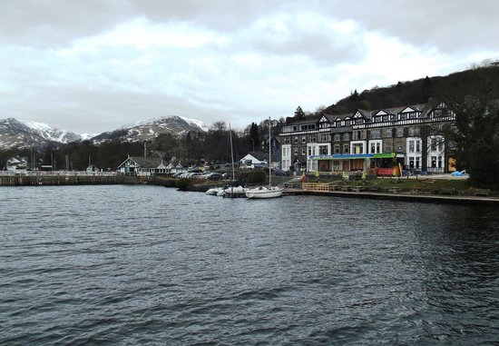 Bowness-on-Windermere, UK: Atmospheric Ambleside