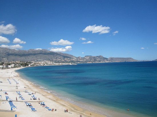 Hotel La Riviera: View from terrace