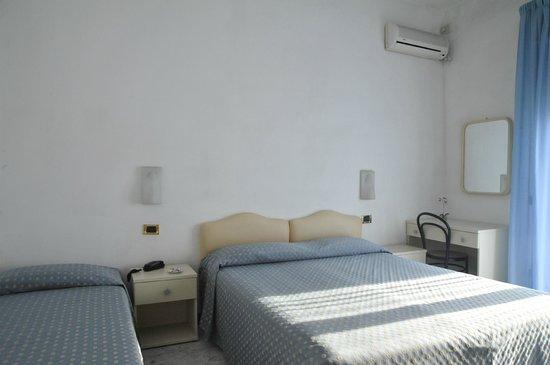 Hotel Mariotti: Camera, dettaglio