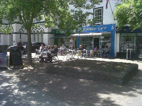 Tapeley Park Restaurant