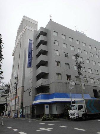 Premier Hotel–CABIN–Shinjuku: 服務很差的新宿賓特酒店