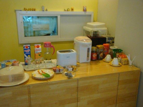 Urban House: Frühstück