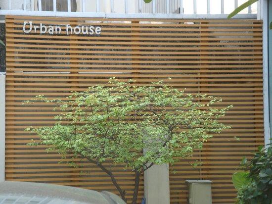 Urban House: Hotel