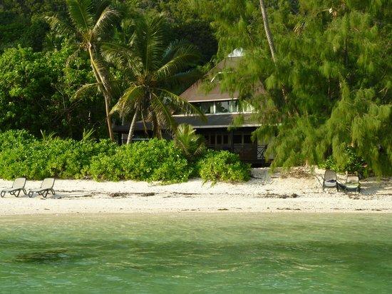 New Emerald Cove: Bungalow vue de la plage