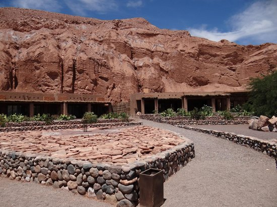 Alto Atacama Desert Lodge & Spa : The Hotel