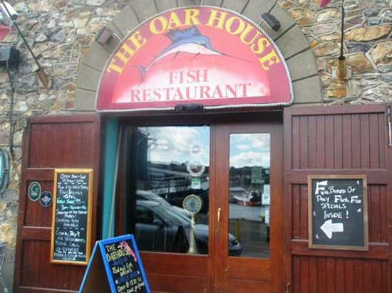 The oar house fish restaurant howth restaurant reviews for The fish house restaurant