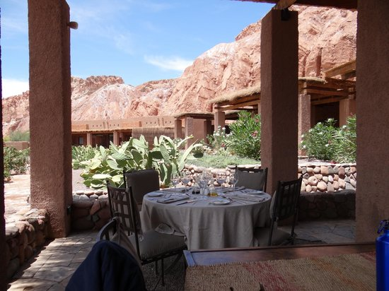 Alto Atacama Desert Lodge & Spa : Hotel grounds