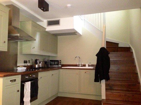 The Lawrance York: kitchen diner