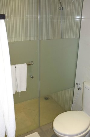 The Banyumas Villa: Shower bath