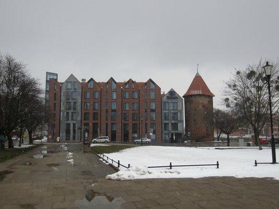 Hilton Gdansk : 1.4.2013