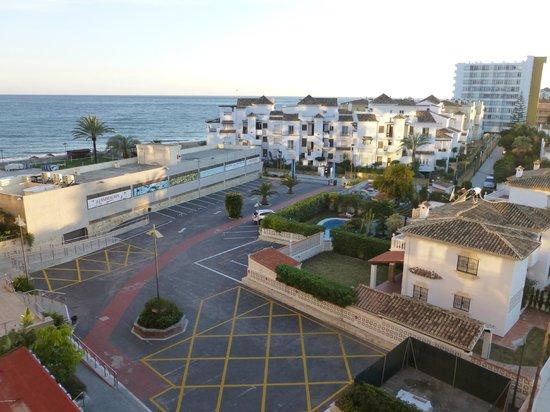 VIK Gran Hotel Costa del Sol: View from Balcony
