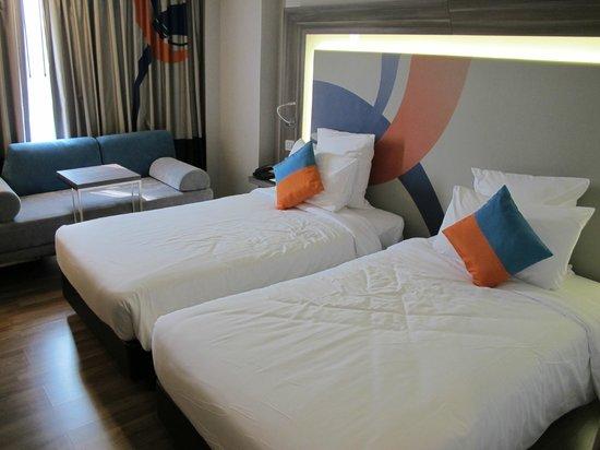 Novotel Bangkok IMPACT: Twin Room