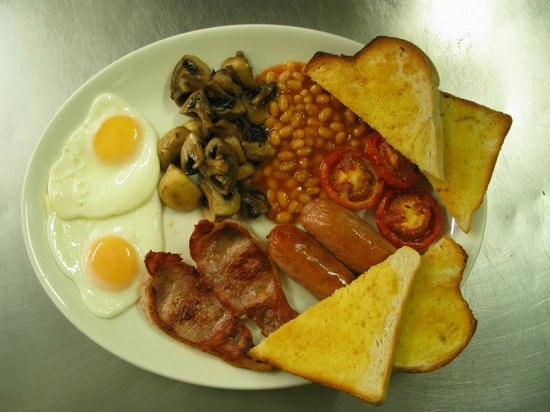 The Kingsmead Kitchen: The Jazz Cafe Big Breakfast (available all day)