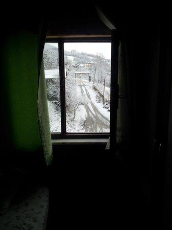 Abant Dere Pension: odadan bir görüntü ..