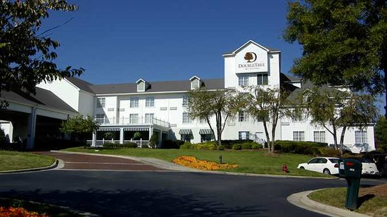 DoubleTree by Hilton Hotel Raleigh-Durham Airport at Research Triangle Park: getlstd_property_photo