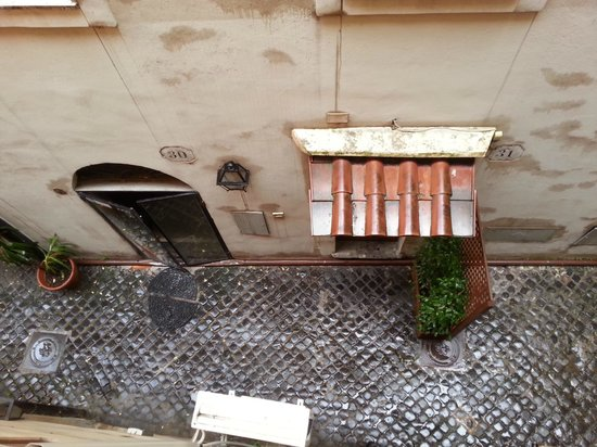 Relais Group Palace Hotel : The View from the Room